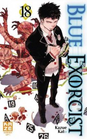 Blue Exorcist -18- Tome 18