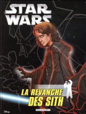Star Wars (Delcourt / Disney) -3- La Revanche des Sith