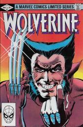 Wolverine (1982) -1- I'm Wolverine