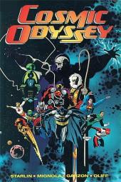 Cosmic Odyssey (1988) -INT- Cosmic Odyssey