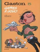 Gaston (2017) (60°anniversaire) -5- Gaffes à gogo