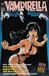 Vampirella (Harris comics - 1992) -2- The Dracula War, City of Love
