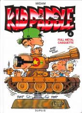 Kid Paddle -4b2016- full métal casquette