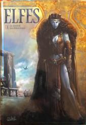 Elfes -1a2013- Le crystal des elfes bleus