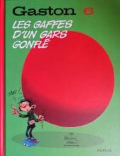 Gaston (2017) (60°anniversaire) -6- Les gaffes d'un gars gonflé