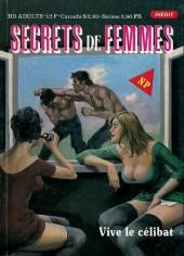 Secrets de femmes (Novel Press) -1- Vive le célibat