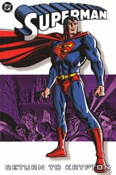 Superman (TPB) -INT- Superman: Return to Krypton