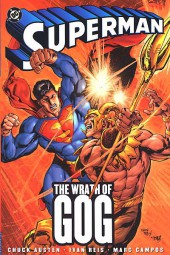 Superman (TPB) -INT - Superman: The Wrath of Gog