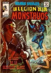 Relatos salvages (Vol.1) -45- El Loco de la Mansión Slade