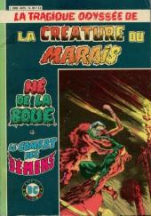La créature du marais (1re - Arédit - Arédit DC en couleurs) -Rec01- Album N°6015 (n°1 et n°2)