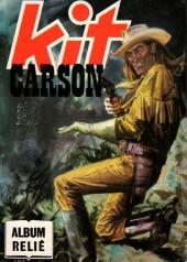 Kit Carson -Rec83- Album relié N°83 (du n°519 au n°522)