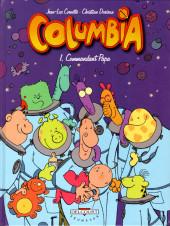 Columbia -1- Commandant papa