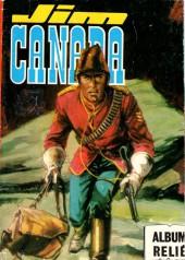 Jim Canada -Rec061bis- Album relié N° 61 (n° 296-297-292)