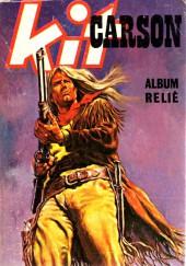 Kit Carson -Rec95- Album relié N°95 (du n°547 au n°550)