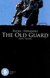 Old Guard (The) -3- Issue 3