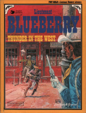 Blueberry (en anglais, Egmont/Methuen) -2- Thunder in the West