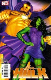 She-Hulk (2005) -12- Remember The Titans
