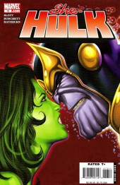 She-Hulk (2005) -13- Mind Field