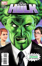 She-Hulk (2005) -19- The Gamma Defense