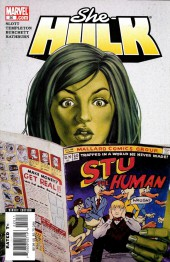 She-Hulk (2005) -20- The Clock Is Ticking