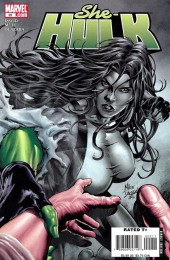 She-Hulk (2005) -22A- Jaded : Episode 1