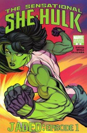 She-Hulk (2005) -22B- Jaded : Episode 1