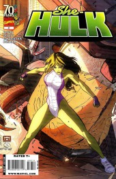 She-Hulk (2005) -37- Heroic Proportions Part 1