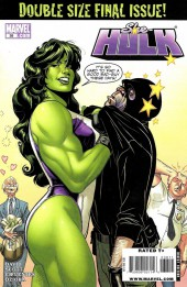 She-Hulk (2005) -38- Heroic Proportions Part 2
