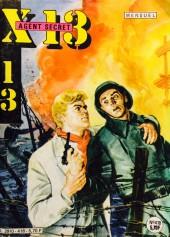 X-13 agent secret -418- L'oasis des fantômes