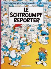 Les schtroumpfs -22c2011- Le schtroumpf reporter