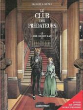 Le club des prédateurs -1HC- The bogeyman