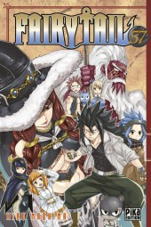 Fairy Tail -57- Tome 57
