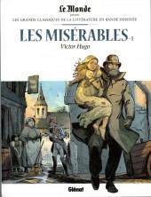 Les grands Classiques de la littérature en bande dessinée -8- Les Misérables - 1