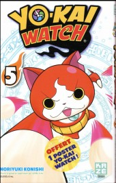 Yo-Kai watch -5- Tome 5