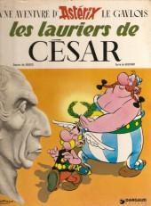 Astérix -18a77- Les lauriers de César