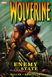 Wolverine (2003) -INT- Enemy of the State