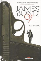 James Bond (Delcourt) -2- Eidolon