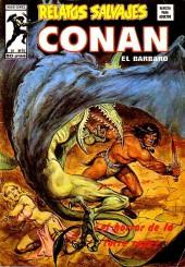 Relatos salvages (Vol.1) -55- ¡El Horror de la Torre Roja!