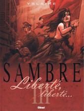 Sambre -3b08- Liberté, liberté...