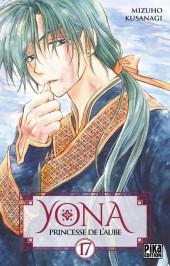 Yona, princesse de l'aube -17- Tome 17