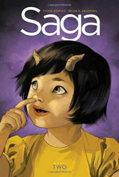 Saga (Image comics - 2012) -INTHC02- Book two
