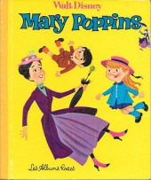Les albums Roses (Hachette) -218- Mary Poppins