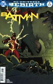 Batman (DC Comics - 2016) -21B- The Button, Part One