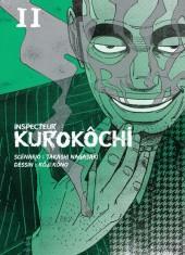 Inspecteur Kurokôchi -11- Tome 11