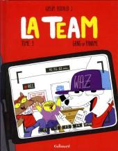 La team -1- Gang of Paname