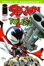 Free Comic Book Day 2017 (France) - Spawn se les prend tous !