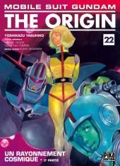Mobile Suit Gundam - The Origin -22- Un rayonnement cosmique - 2e partie