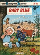 Les tuniques Bleues -24a1988- Baby blue