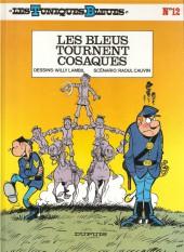 Les tuniques Bleues -12b2000- Les Bleus tournent cosaques