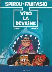 Spirou et Fantasio -43Ind- Vito la déveine